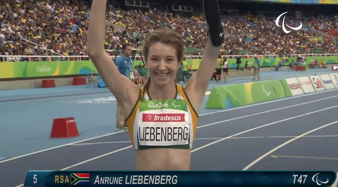 2016 Paralympic Games Women's 200m