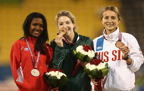 Weyers Ready to Fulfill Her Dreams at the Tokyo Games