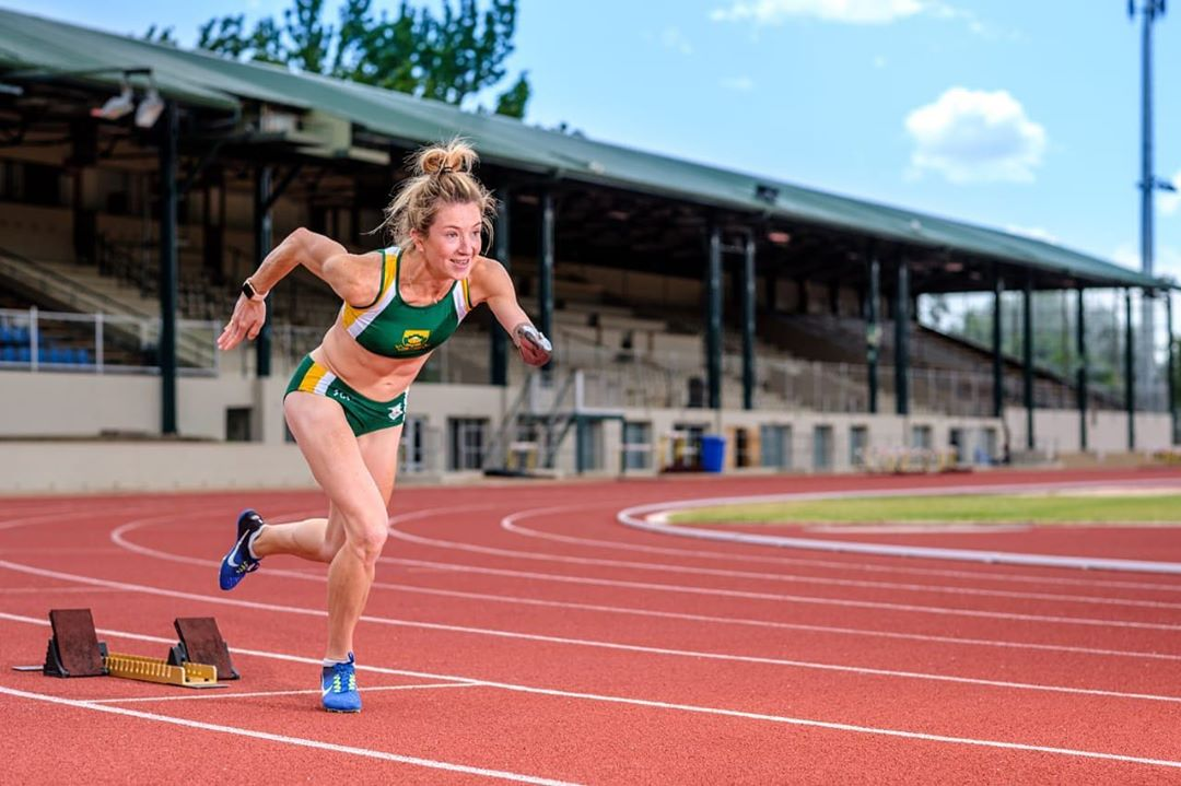 Anrune Weyers Leads South Africa's Medals Rush in Dubai with Gold, Silver and Bronze