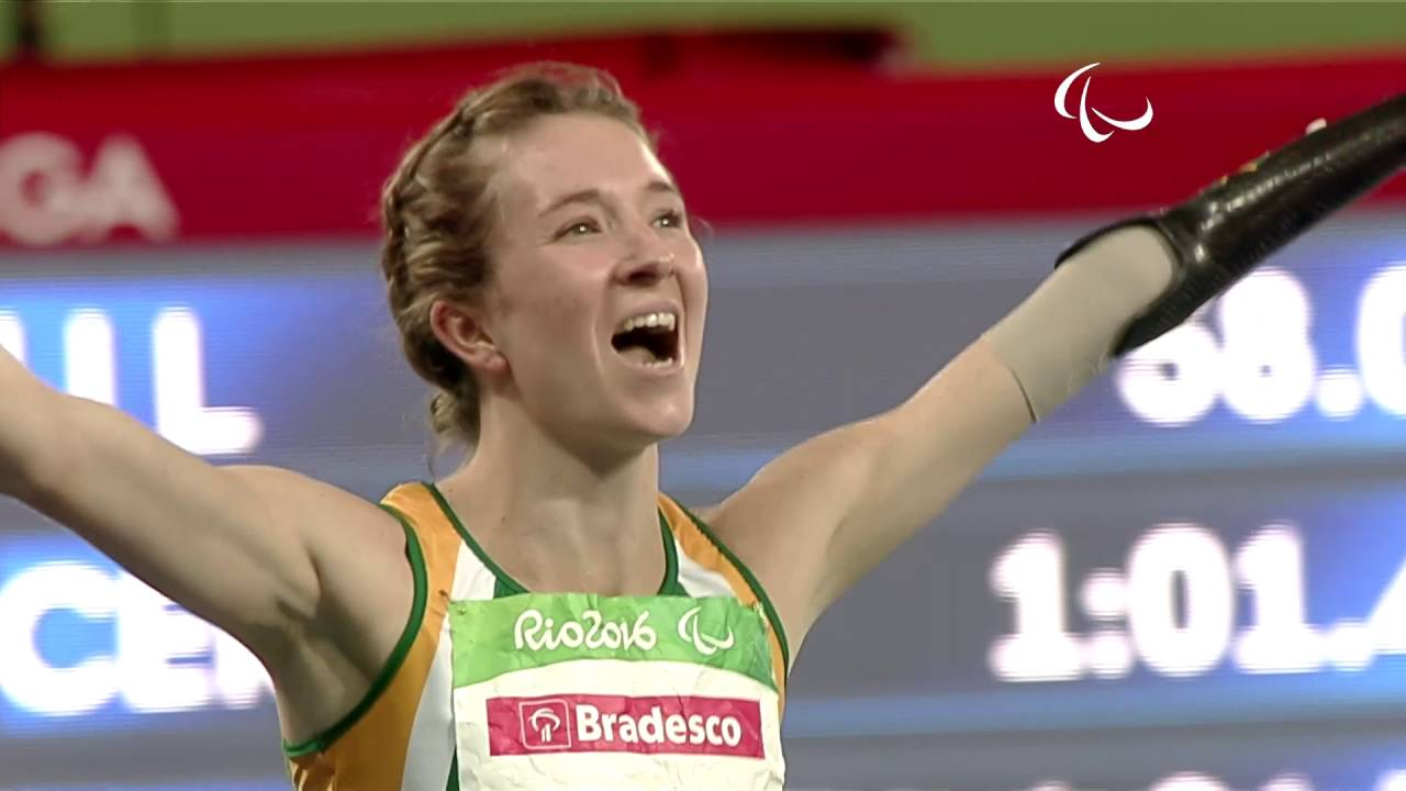 2016 Paralympic Games Women's 400m
